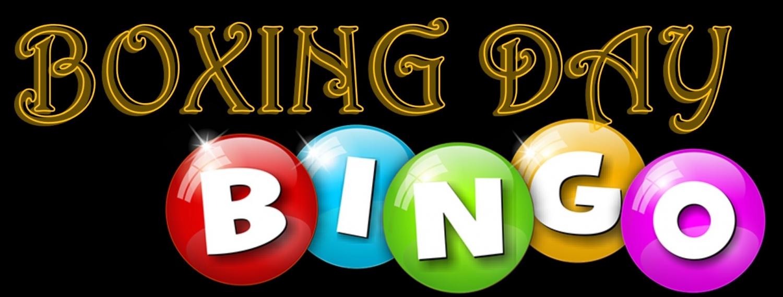 $5,000 Boxing Day Bingo