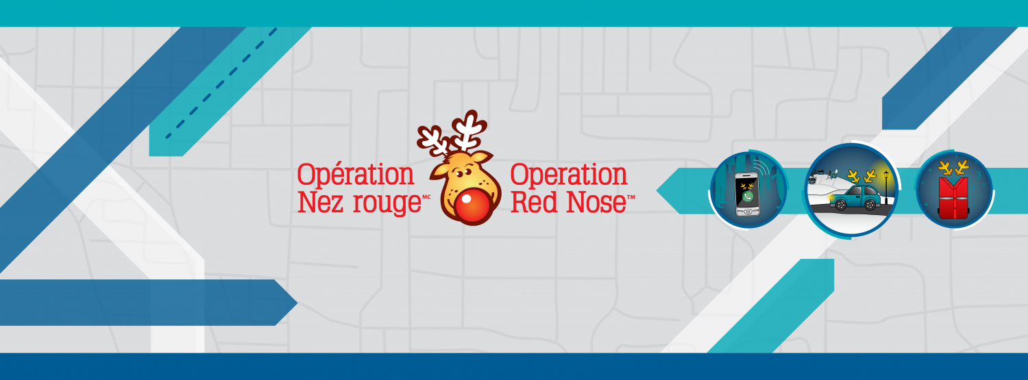 Covid affects OPERATION RED NOSE across Canada