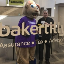 Bakertilly $1000 donation - Thank you